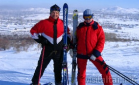 Ski Routes Of Altai Kray For Beginners And Professionals