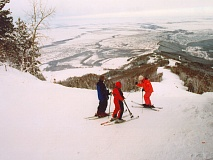 Belokurikha is a skiing resort of European level.