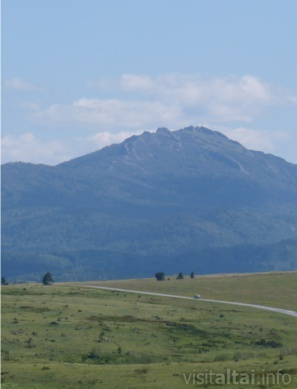 Sinyukha Mountain
